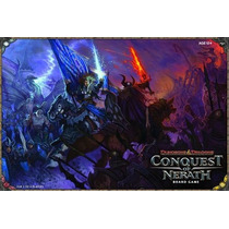 Conquest Of Nerath - Dungeons & Dragons - Jogo De Tabuleiro