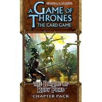 Battle Of Ruby Ford - Expansão Jogo Game Of Thrones Lcg Ffg