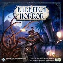 Eldritch Horror - Jogo De Tabuleiro - Em Português - Novo!