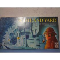 Scotland Yard - 1ª Versão - Grow - Completo !!