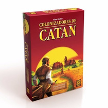 Colonizadores De Catan - Expansão - Grow