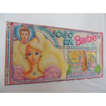 Jogo Da Barbie Da Estrela - Anos 90 - Raro - Novo - Sem Uso