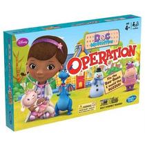 Jogo Operando Doutora Brinquedos Disney Original Hasbro
