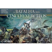 Batalha Dos 5 Exércitos - Hobbit - Jogo Português Br - Devir