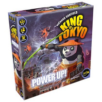 King Of Tokyo - Expansão Power Up - Em Português