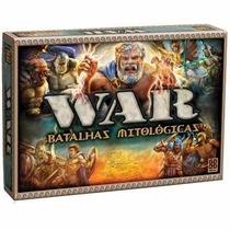 War Batalhas Mitológicas - Grow - Mega Liquidação!
