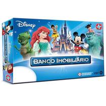Novo Brinquedo Da Estrela Banco Imobiliário Disney