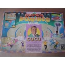Jogo Super Domingo Legal Do Gugu Da Grow (usado E Completo)