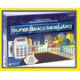 Super Banco Imobiliário Com Máquina De Cartão Jogo Tabuleiro