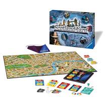 Jogo De Tabuleiro - Ravensburger Família Scotland Yard