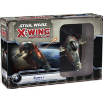 Slave I - X-wing Star Wars Game Miniatura Jogo Ffg