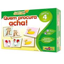 Jogo Quem Procura Acha - Algazarra