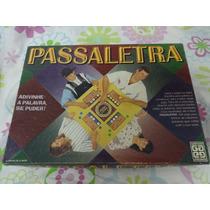 Jogo Passa Letra