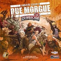 Zombicide 3 : Rue Morgue Tabuleiro Em Portugues