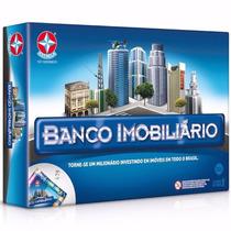 Jogo Banco Imobiliário Original - Estrela