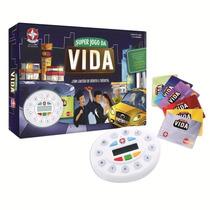 Super Jogo Da Vida Estrela C/ Cartão Crédito C/ Nota Fiscal