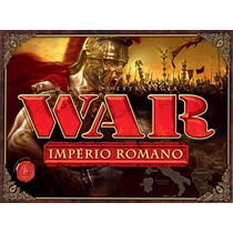 Jogo War Imperio Romano