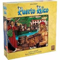 Jogo Puerto Rico Grow : Jogo De Tabuleiro Em Português Br