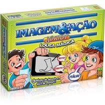Jogo Imagem & Ação Júnior - Lousa Mágica - Grow