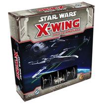 Star Wars X-wing - Jogo Base Em Português