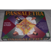 Jogo Passaletra - Grow - Completo