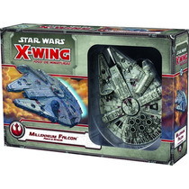 Star Wars X-wing Expansão Millennium Falcon - Em Português