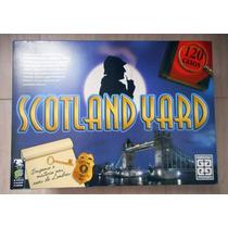 Jogo Tabuleiro Scotland Yard - Grow - + 10 Anos
