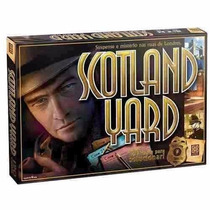 Jogo De Tabuleiro Scotland Yard Grow