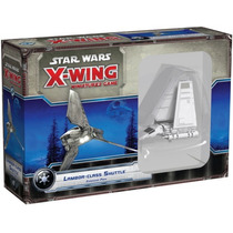 Lambda Shuttle - X-wing Star Wars Game Miniatura Jogo Ffg