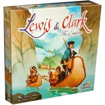 Lewis & Clark - Jogo Tabuleiro Importado Asmodee - No Brasil