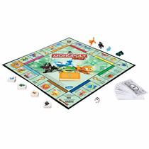 Jogo Monopoly Júnior - Hasbro A6984