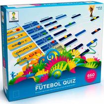 Jogo De Tabuleiro Futebol Quiz Copas Do Mundo Grow Lacrado!