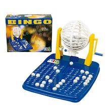 Bingo Jogo Divertido 48 Cartelas Globo Com Numeros / 0855