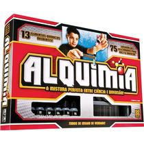 Jogo Alquimia Grow - 75 Experiências E 13 Elementos Químicos