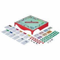Jogo Monopoly Grab & Go Compacto Para Viagem Hasbro B1002