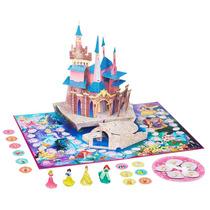 Jogo Castelo Mágico Das Princesas Pop Up -3d - Hasbro