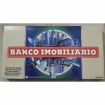 Jogo Banco Imobiliário - Importado. Jg. De Tabuleiro