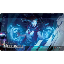 The Masque Playmat - Tapete Jogo Netrunner Lcg Ffg