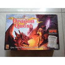 Jogo Dragon Quest Rpg - Grow