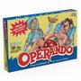 Operando Novo Visual Jogo De Tabuleiro - Hasbro