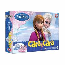 Jogo Cara A Cara Frozen Original Estrela