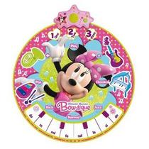 Tapete Musical Da Minnie Bowtique Infantil Zippy Toys