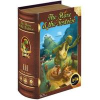 The Hare And The Tortoise - Jogo Imp. Iello Lebre Tartaruga