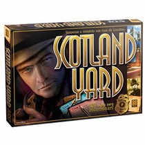 Jogo Scotland Yard Grow Desvende As Pistas E Os Casos