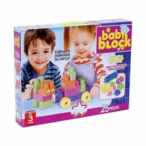 Baby Block - Big Star- Blocos De Montar Infantil- Brinquedos