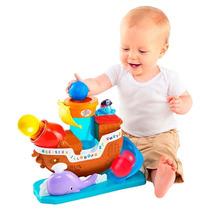 Brinquedo Bebê Navio Pirata Pop