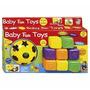 Kit Brinquedos Educativos Didáticos Para Bebê Baby Fun Toys