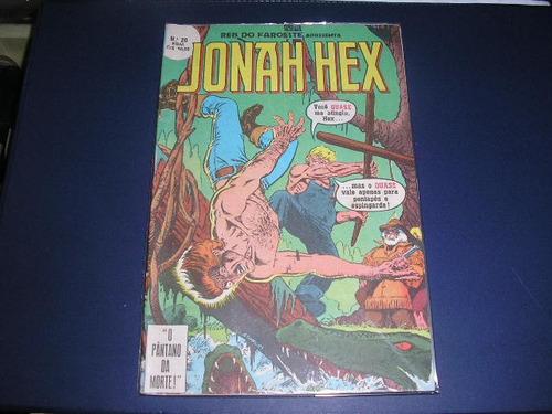 Jonah Hex No 20 Reis Do Faroeste Editora Ebal Formatinho