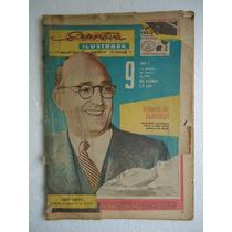 Jornal Gazeta Esportiva Nº9 Primeira Quinzena Janeiro 1954
