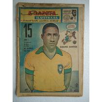 Jornal Gazeta Esportiva Nº15 1º Quinzena De Abril De 1954